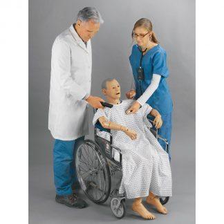 Fantom geriatryczny osłuchowy GERi