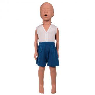 KYLE dziecko CPR