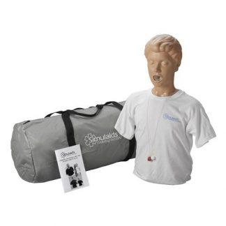 Model do udrożnienia dróg oddechowych