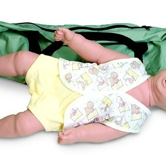 Model niemowlęcia do symulacji zadławień