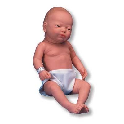 Model noworodka dziewczynki