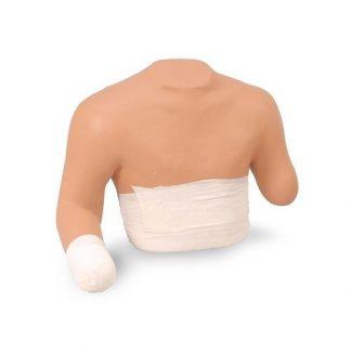 Symulator bandażowania kikutów kończyn górnych
