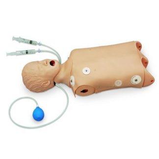 Zaawansowany Symulator CPR z intubacją i defibrylacją