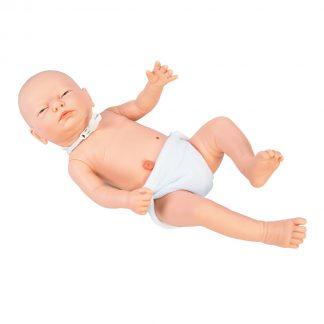 model noworodka do pielęgnacji