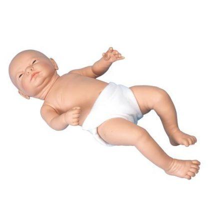 symulator niemowlaka dziewczynki