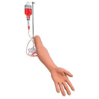 Model ramienia do wkłuć dożylnych