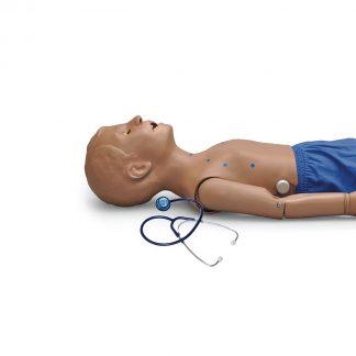 Pediatryczny fantom do osłuchiwania