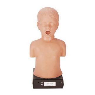 Symulator dziecka do osłuchiwania