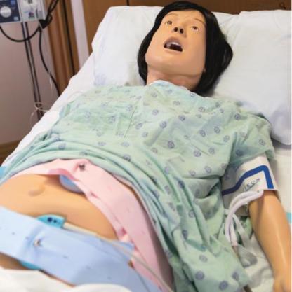 Lucy podstawowy fantom porodowy