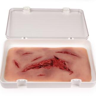 Rana szarpana z funkcją krwawienia